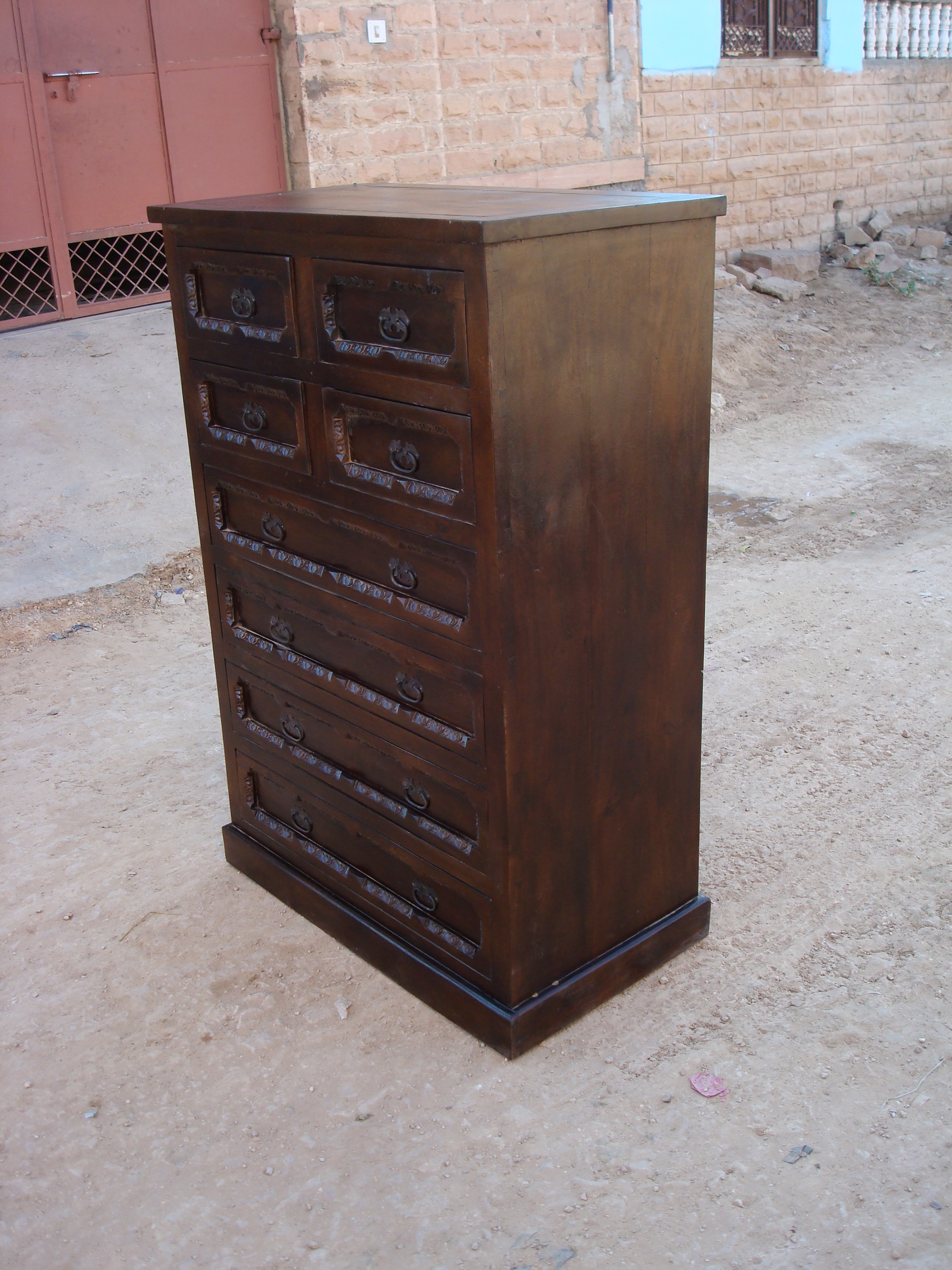 Indian Chest Of Drawers Wooden Chest Of Drawers