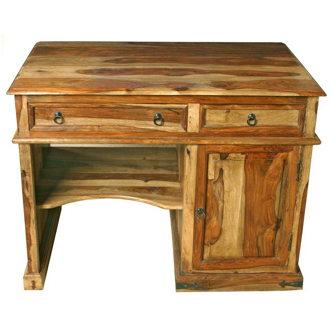 Indian Wooden Office Tables Solid Wood Sheesham Office Table