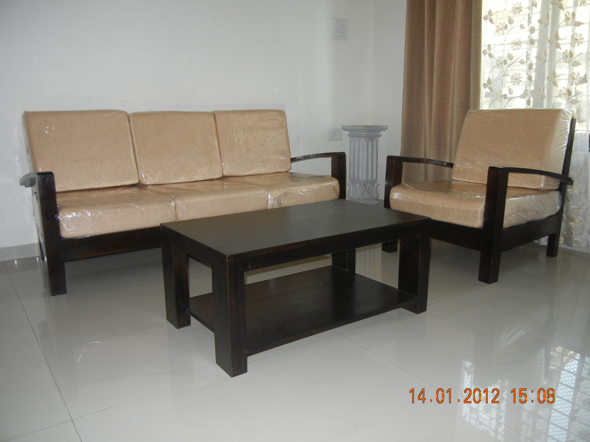 Wooden Sofa Sets India Sheesham Wood Sofa Sets