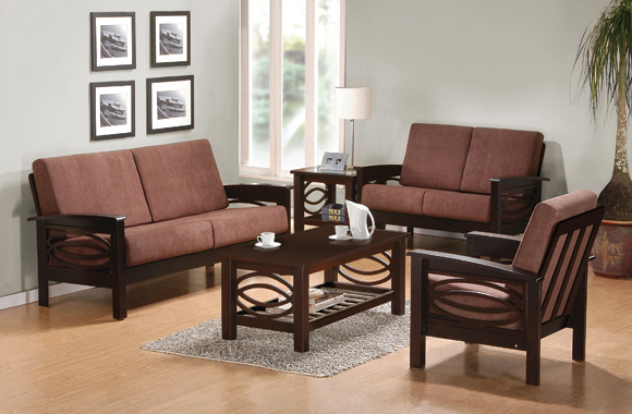 Wooden Sofa Sets India Sheesham Wood Sofa Sets Indian Wooden Sofas Living