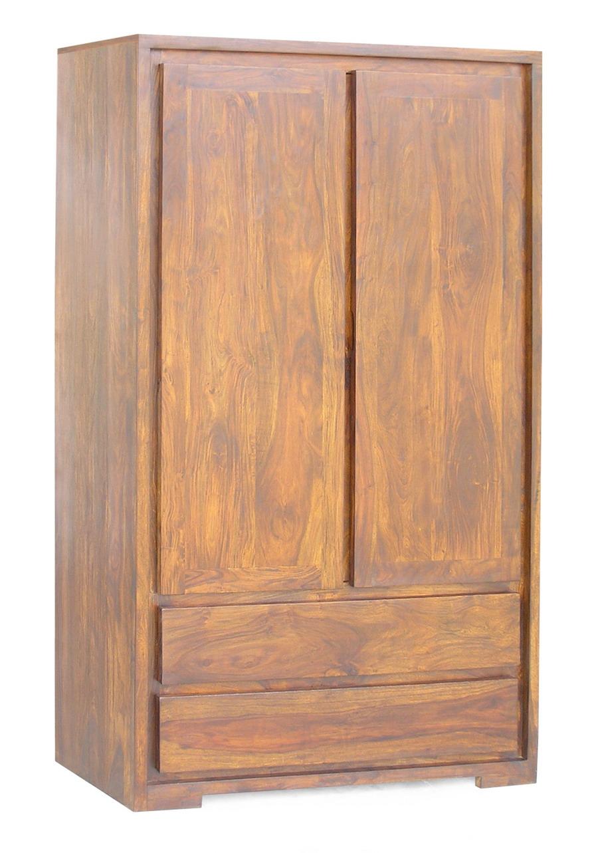 buy wooden wardrobe